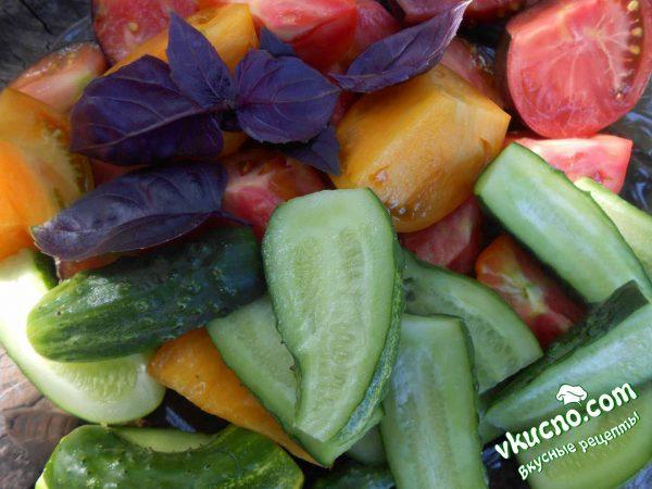 квашенные и маринованные овощи