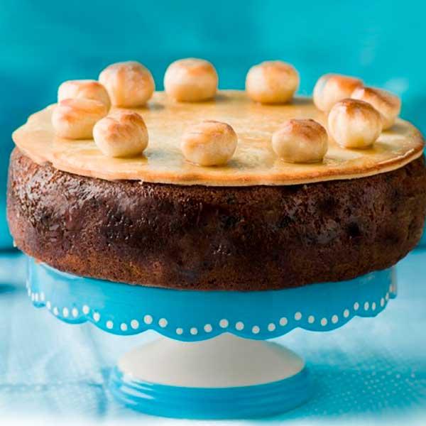Английский пасхальный кекс «Симнель»